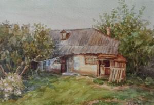 Домик в Смоленске-1