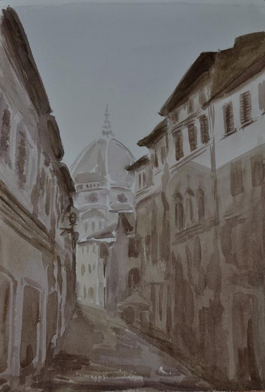 Сердце старого города. Дуома.