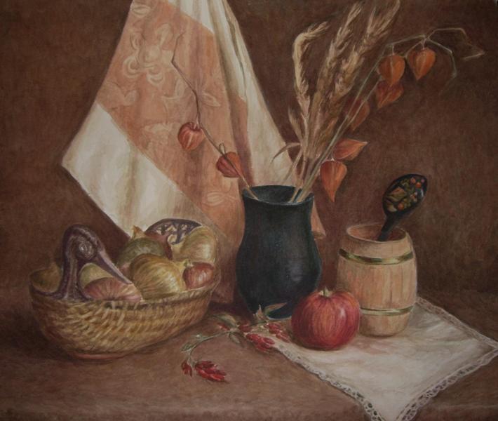 Утка с луком