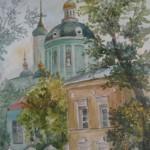 ул.Б.Алексеевская, храм Мартина исповедника