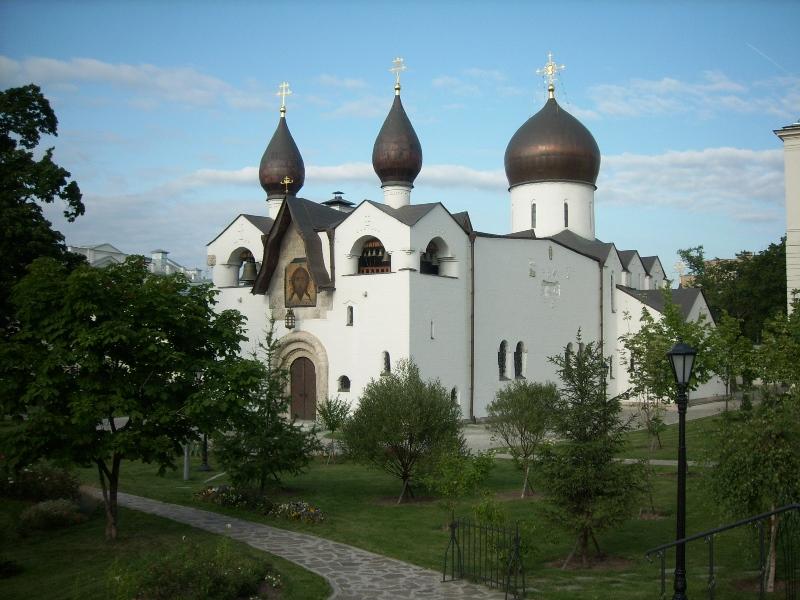 Марфо-Мариинская обитель, ул.Б.Ордынка
