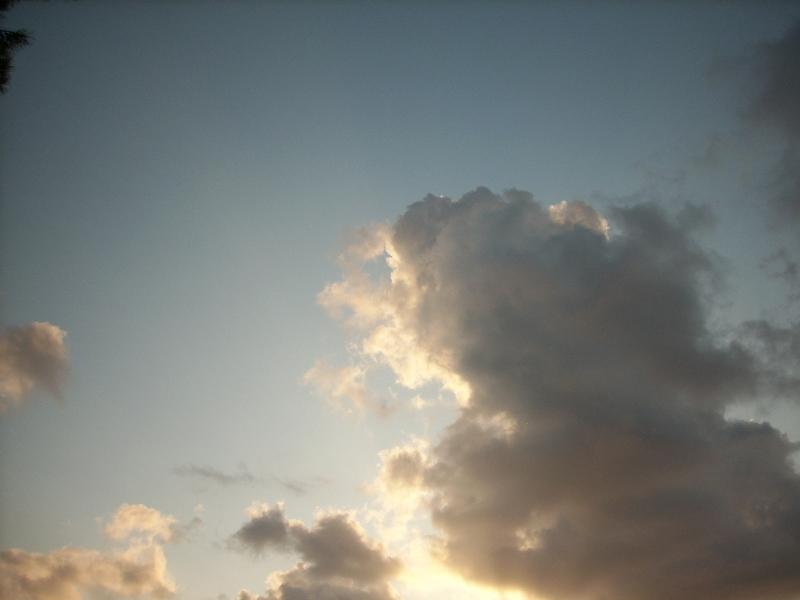 Настроение неба