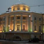 Наугольный дом Шереметевых на Воздвиженке